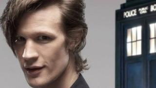 Matt Smith fel y Doctor