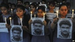 Sarabjit Singh's situation had long been a thorn in Indian-Pakistani relations