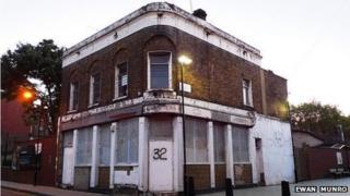 Marquis of Lansdowne pub