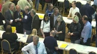 The vote on Anglesey