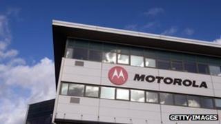 Motorola building