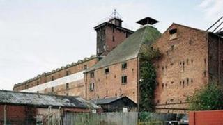Ditherington Flax Mill - English Heritage/PA Wire