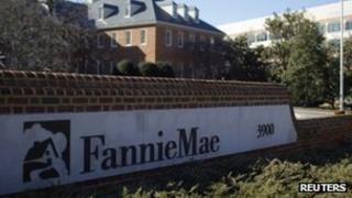 Fannie Mae sign