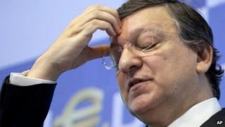 European Commission President Jose Manuel Barroso (May 8 2013)