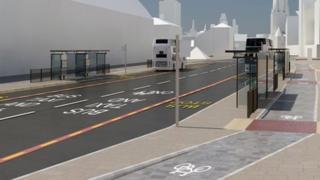 Manchester transport plans