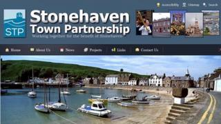 Stonehaven Town Partnership website