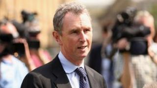 Deputy Speaker of the House of Commons Nigel Evans