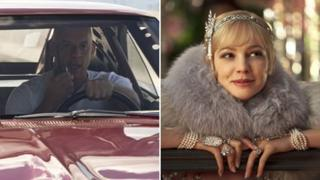 Vin Diesel in Fast & Furious 6 and Carey Mulligan in The Great Gatsby