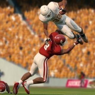 NCAA Football screenshot