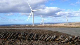 Baillie Wind Farm