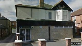 Dorset Islamic Cultural Association premise