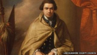 Portrait of Sir Joseph Banks