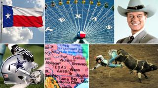 Icons of Texas