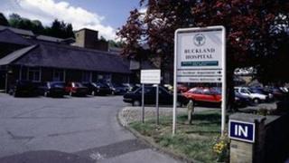 Buckland Hospital