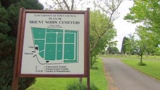 Mount Noddy cemetery