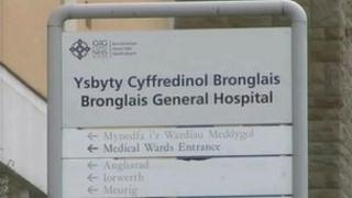 Ysbyty Bronglais