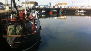 Bad weather has caused some fishermen huge financial hardship