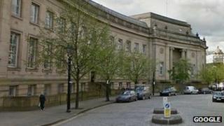 Bolton Magistrates Court