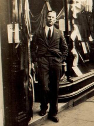 Walter White, White and Bishop, Northampton