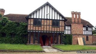 Kingfisher House – Chudley's former address in Rowde
