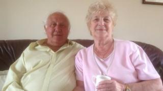 Chris Green and Ann Turner