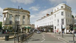 Boots Corner, Cheltenham