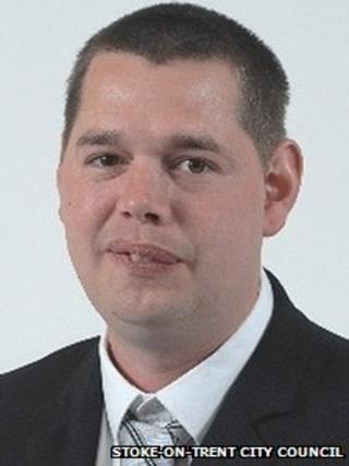 Councillor Matthew Fry