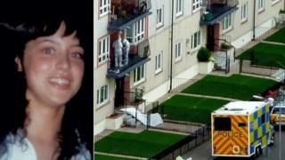 Lorraine Foy and alleged crime scene