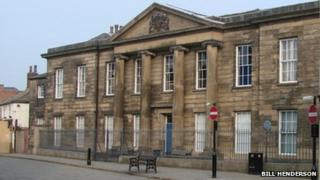 Pontefract former Magistrates' Court