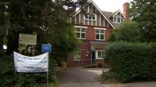 Arthur Clark care home Caversham