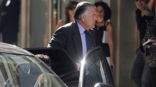 Luis Barcenas (27 June 2013)