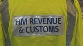 Revenue and Customs officer's jacket