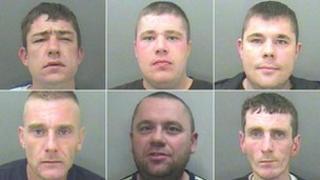 Lancashire gang