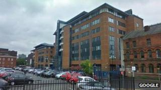 HMRC offices in Salford