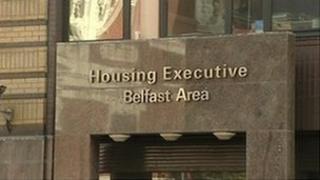 Housing Executive office
