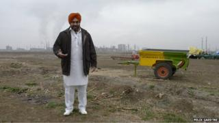 Farmer Ranamdeep Singh