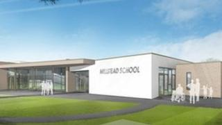 Plans for the new Millstead Primary Special School