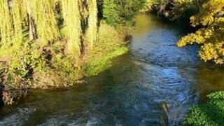River Kennet, Marlborough