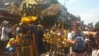 Cowley Carnival