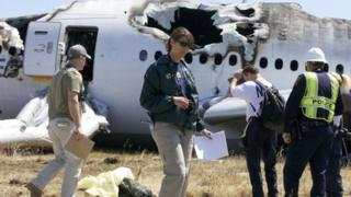 The Asiana Airlines crash killed two Chinese students