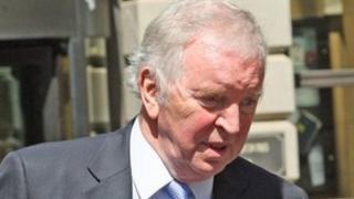 Bill Walker at Edinburgh Sheriff Court