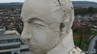 Lord Hill statue