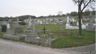 Lancing and Sompting Cemetery - generic