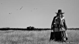Scene from A Field in England
