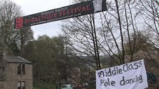 Hebden Bridge sign