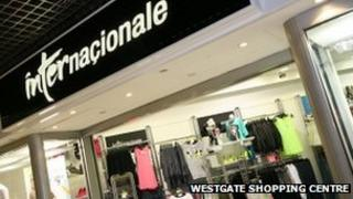 Internacionale at Westgate Shopping Centre, Stevenage