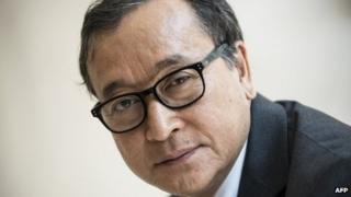 File photo: Sam Rainsy