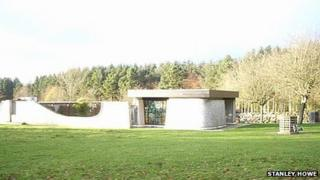 Chapel of Remembrance Aberdeen Crematorium