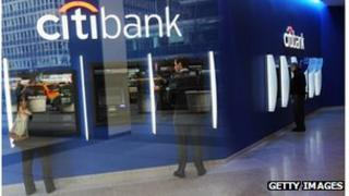 Citibank New York