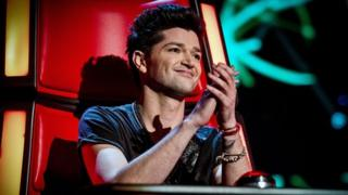 Danny O'Donoghue in The Voice